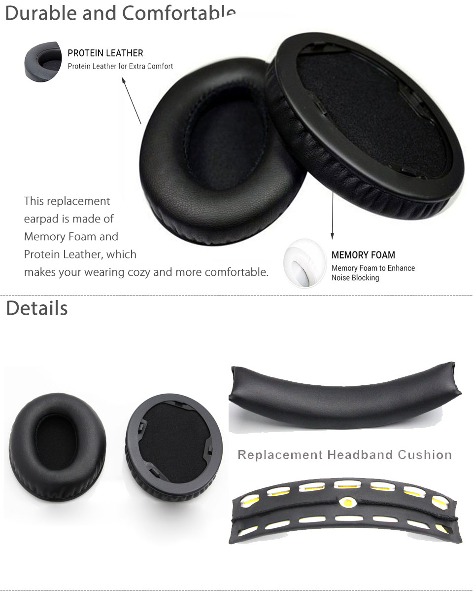 Ifrogz earbuds replacement tips - headphone headband replacement