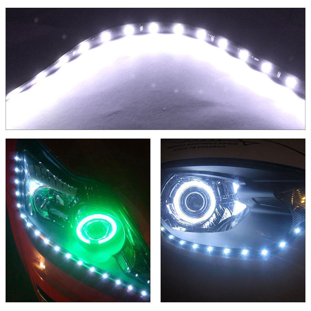 6-12-Pack-Waterproof-Flexible-DC12V-LED-Strip-Underbody-Light-for-Car-Motorcycle thumbnail 18