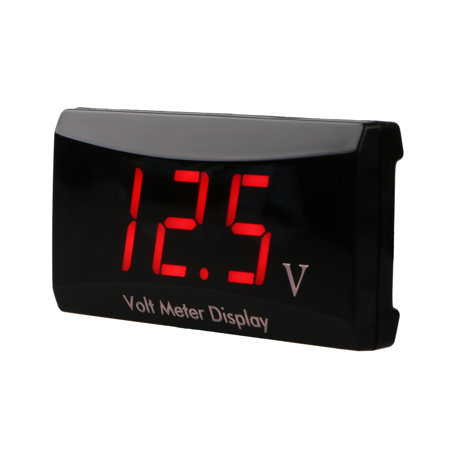 12 Volt Panel Meter : Led digital display voltmeter car motorcycle voltage volt