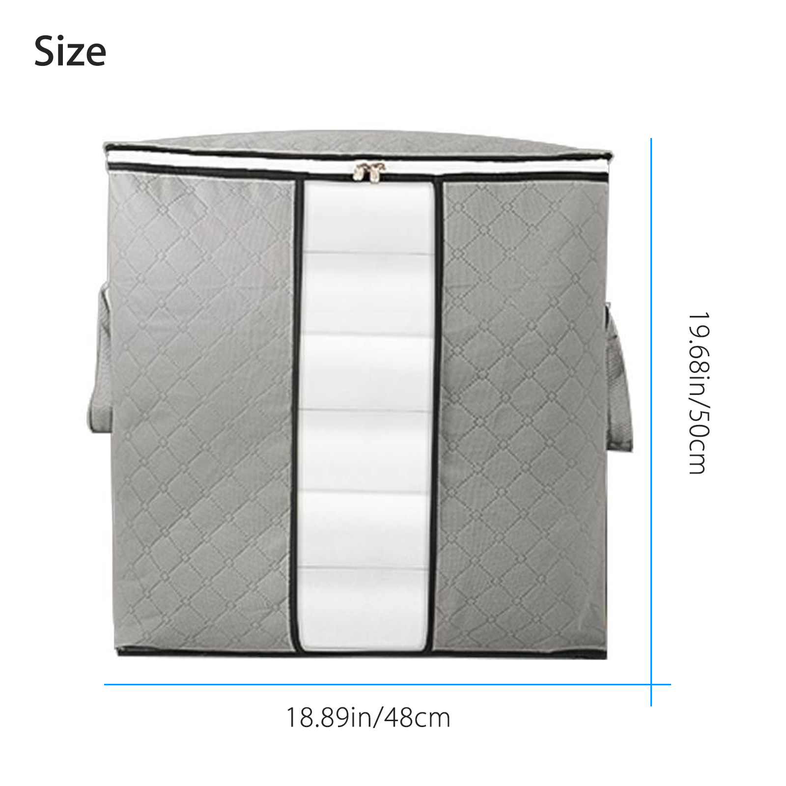 Anti-Dust-Large-Storage-Bag-Clothes-Quilt-Blanket-Storage-Sort-Bag-for-organizer thumbnail 8