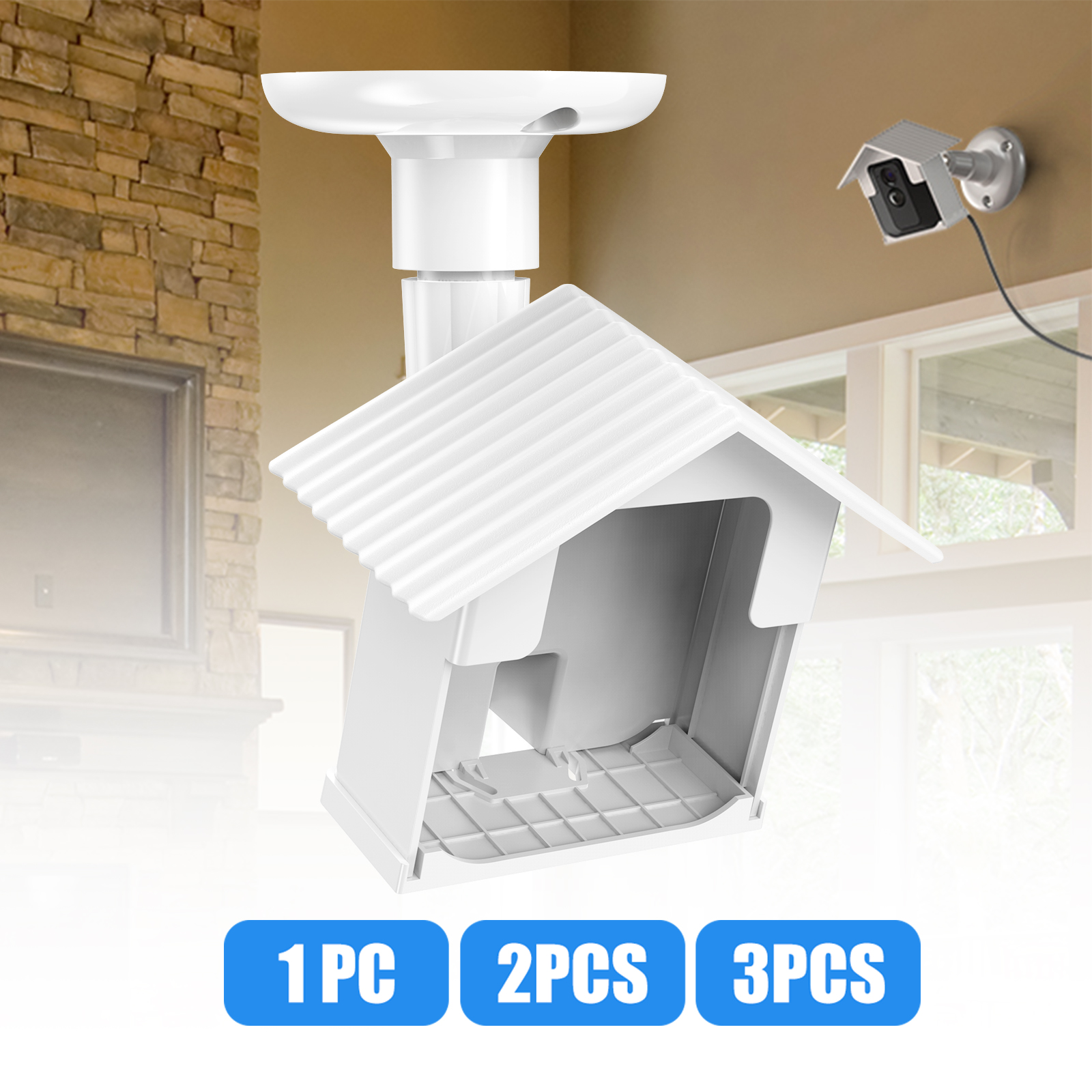 Wall-Mount-Ceiling-Bracket-Outdoor-Indoor-Cover-Case-for-Blink-XT-Outdoor-Camera