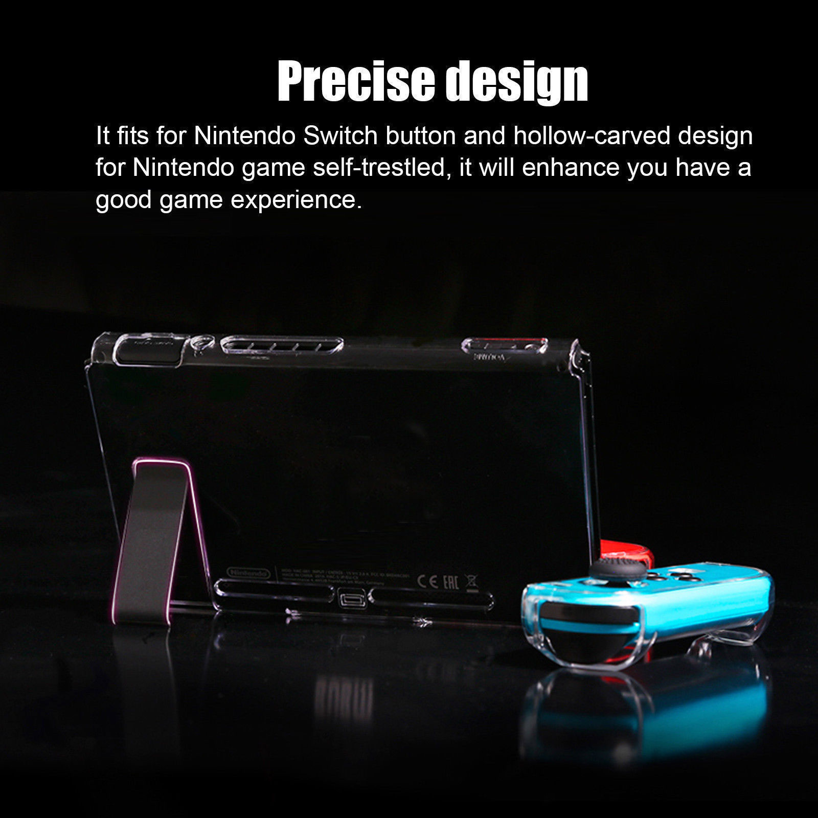Lot-Accessories-Case-Shell-Cover-Protector-Charging-Cable-for-Nintendo-Switch