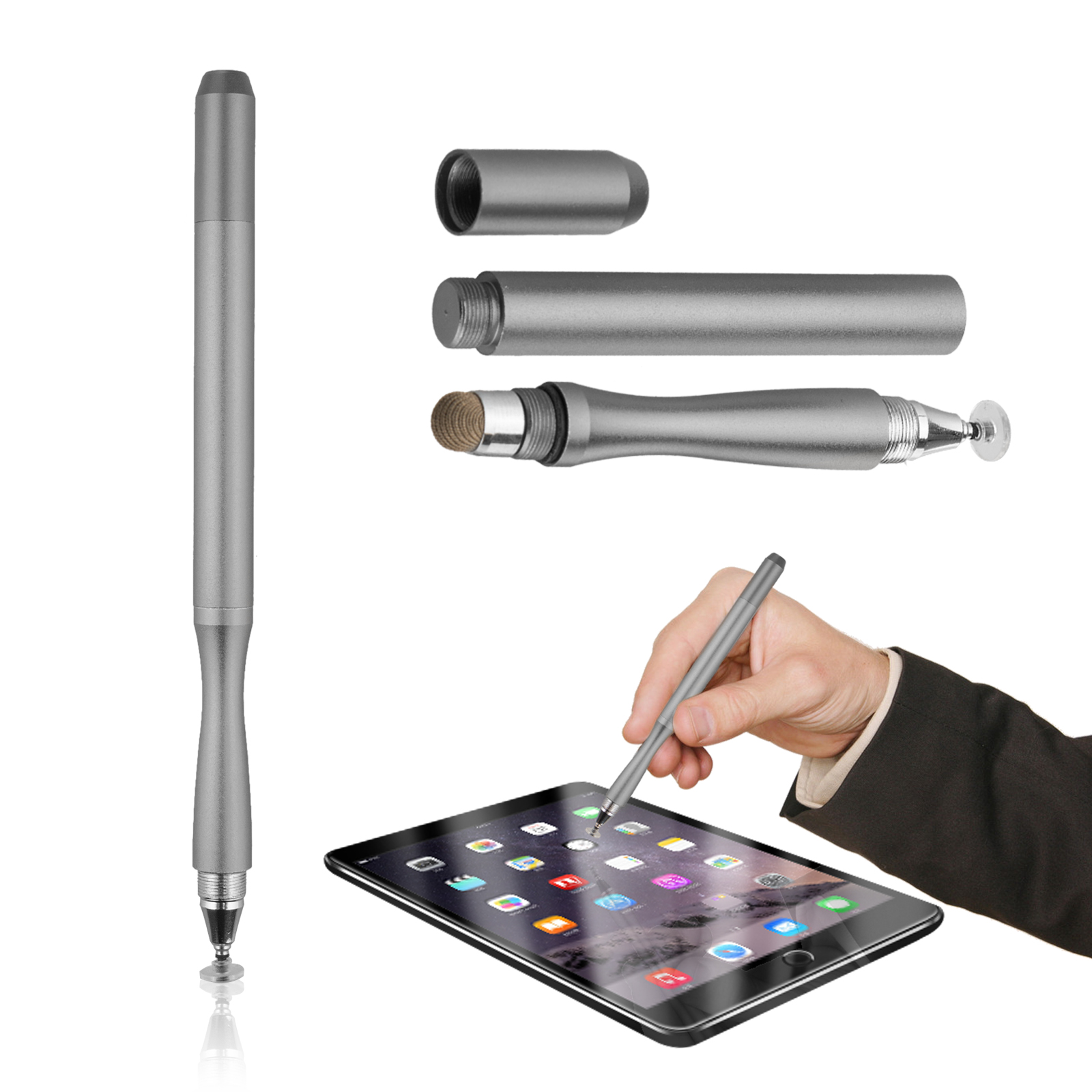 Capacitive-Pen-Touch-Screen-Stylus-Pencil-for-Tablet-iPad-Cell-Phone-Samsung-PC