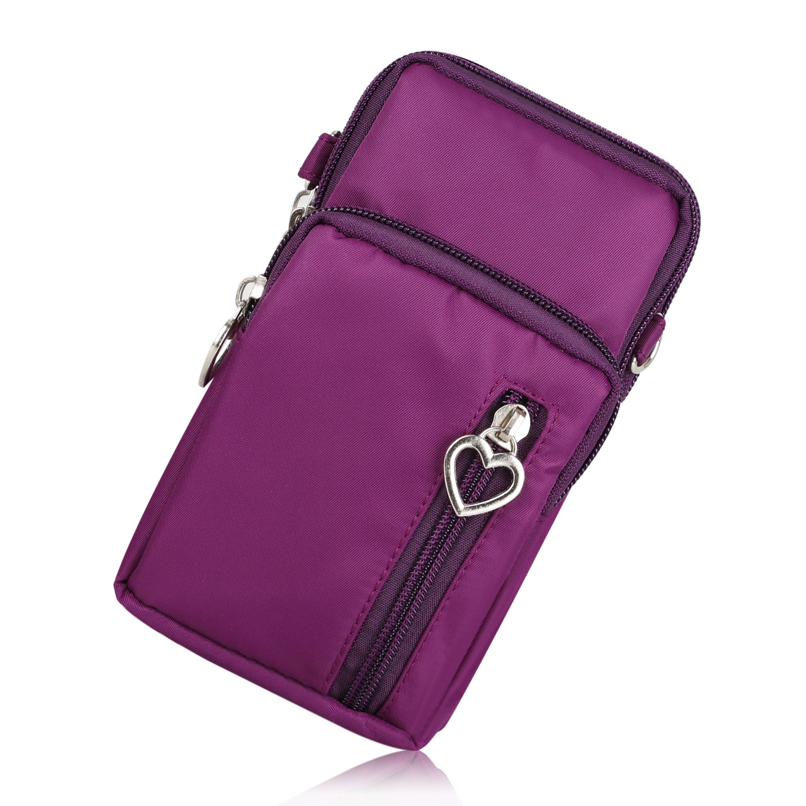 US-STOCK-Mini-Cross-Body-Cell-Phone-Shoulder-Strap-Wallet-Pouch-Bag-Purse-Hot thumbnail 11