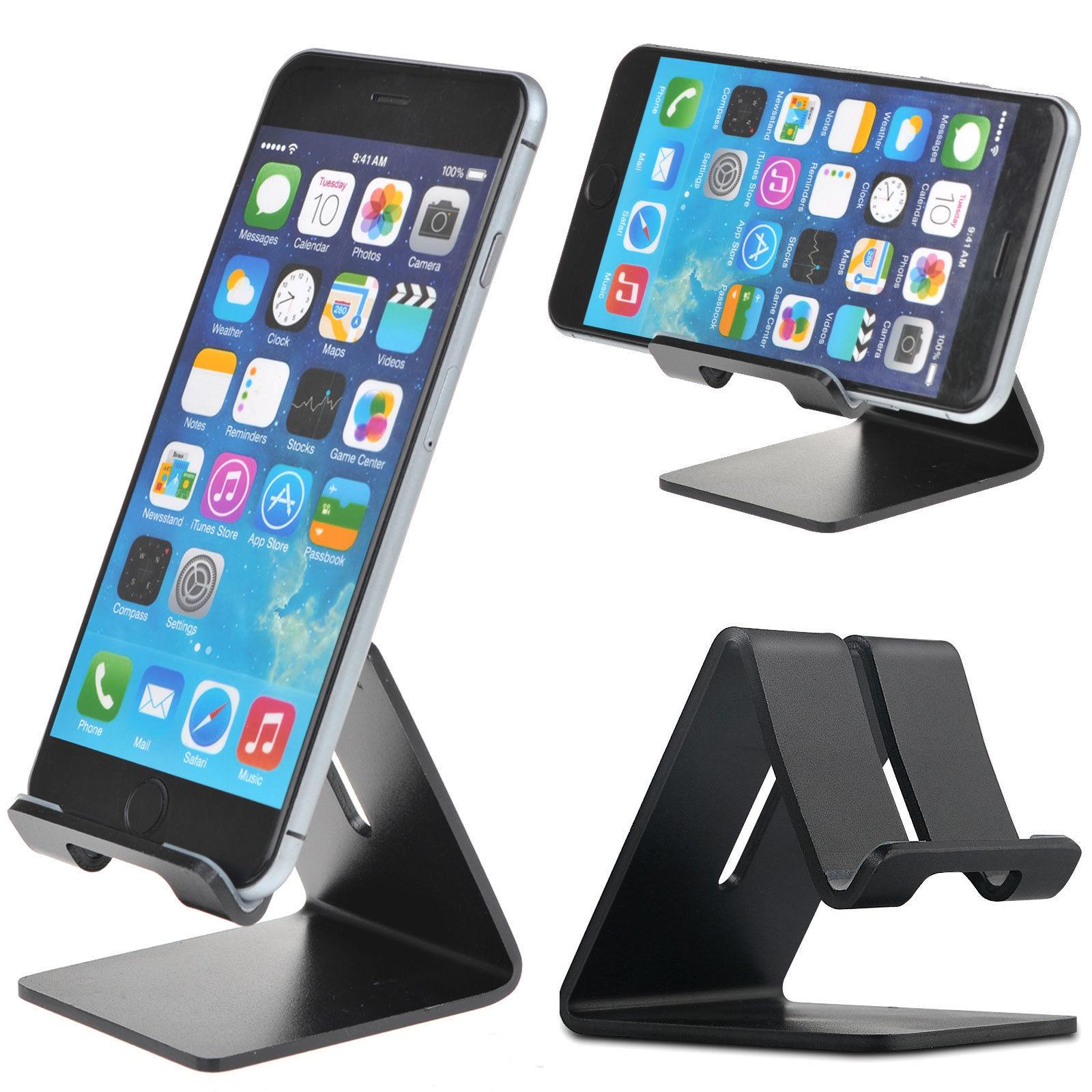 Universal Aluminum Desktop Desk Stand Holder Mount For
